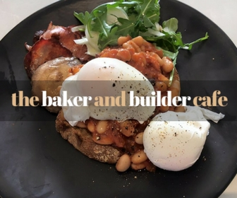 The Baker and Builder Cafe