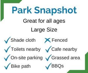 park snapshot bicentennial park