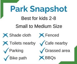 Ray Park snapshot