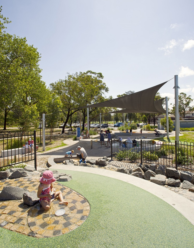Free water fun ultimate guide parramatta region and for Australian institute of landscape architects