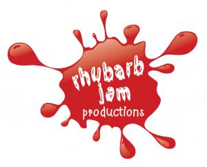 Rhubarb Jam Logo